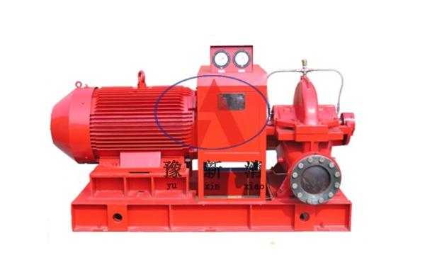 山西XBD系列电动机消防泵组