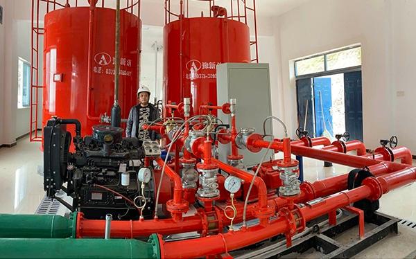 重庆石油分公司 双石油库