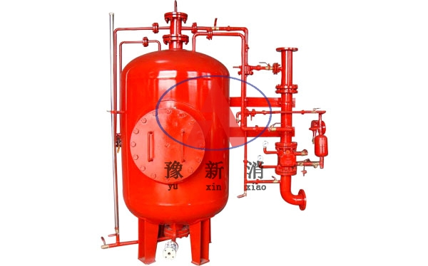 天津闭式泡沫-水喷淋装置