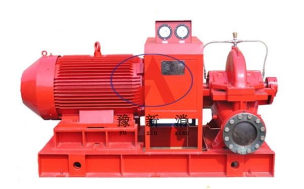 天津XBD系列电动机消防泵组
