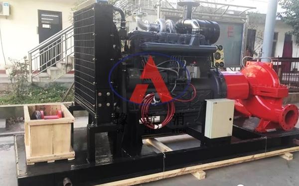 天津柴油泵组