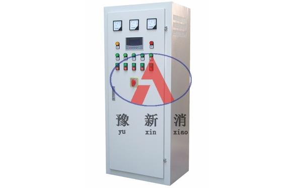 天津消防泵组控制系统