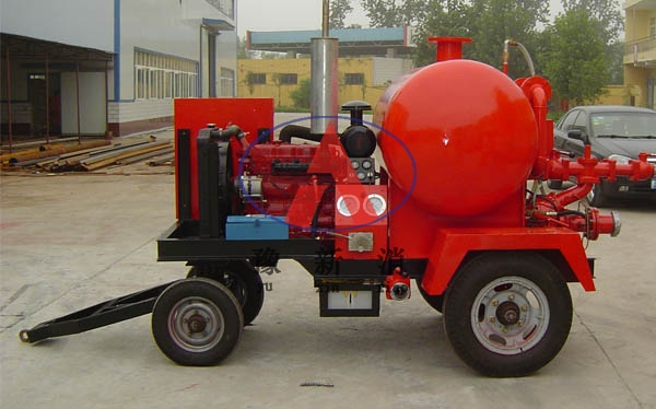 天津移动式压力比例混合装置