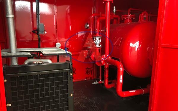 河南撬装泡沫消防装置