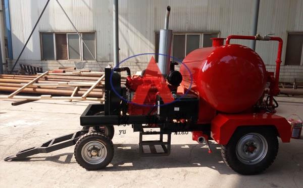天津移动式柴油机-泡沫灭火机组